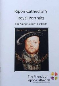 Ripon Cathedral Royal Portraits