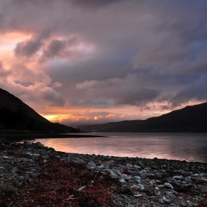Loch Broom Sunset